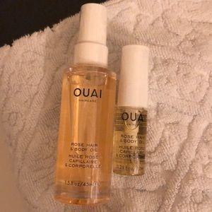Ouai Rose Hair and Body Oil - 1.5fl oz